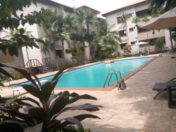 Lovely 3 Bedroom Serviced and Furnished Apartment with a Room Servant Quarters, Old Ikoyi, Ikoyi, Lagos, Flat for Rent