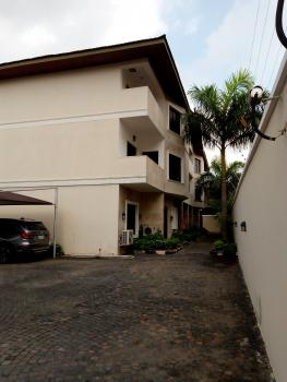 4 Bedroom Town House with Bq, Mojisola Onikoyi Estate, Ikoyi, Lagos, Detached Duplex for Rent