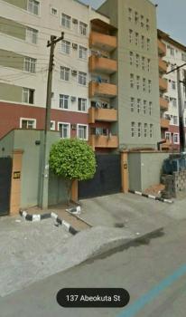 3 Bedroom Serviced Apartment, Adjacent to 3rd Mainland Bridge, Ebute Metta West, Yaba, Lagos, Flat for Sale