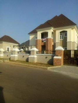 Newly Built 5 Bedroom Duplex, Blue Fountain Estate, Gwarinpa Estate, Gwarinpa, Abuja, Terraced Duplex for Sale