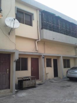 Structurally Built 4 Bedroom Duplex +4 Bedroom Flat & Mini Flat Bq, Marwa Brooks, Alausa, Ikeja, Lagos, Block of Flats for Sale