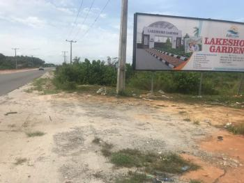 Own a Plot of Land in Lakeshore Estate, Eleko Road, Beside Amen Estate Phase 1 and Opposite Amen Estate Phase 2, Ibeju Lekki. Lagos., Eleko, Ibeju Lekki, Lagos, Residential Land for Sale