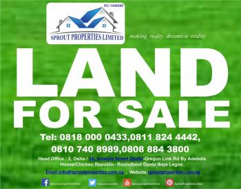 Approximately 18,000 Sq. Mts. Mainly for School Site with C of O, Baderinwa Alabi Street, Between 1st/2nd Round-about, Not Far to Admiralty Way, Lekki Phase 1, Lekki, Lagos, Commercial Land for Sale