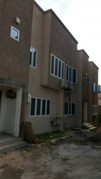 Newly Renovated 2 Units of 4 Bedroom Semidetached Duplex with a Room Bq, Wuse 2, Abuja, Semi-detached Duplex for Rent