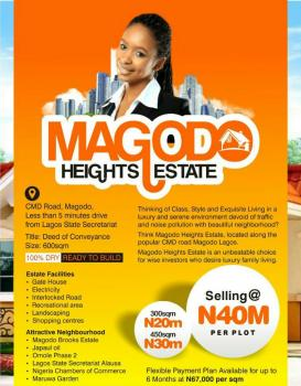 Land, Cmd Road, Magodo Heights, Isheri, Lagos, Mixed-use Land for Sale