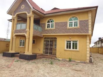 6 Bedroom Duplex, Hill Top Estate, Off Itamaga Rd Road, Ikorodu, Lagos, Terraced Duplex for Sale