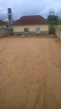 a 560sqm Plot for a 4 Bedroom Fully Detached Duplex with a 2 Bedroom Flat Bq, Gate House and Functional Borehole, Pentville Estate, Wumba, Abuja, Residential Land for Sale