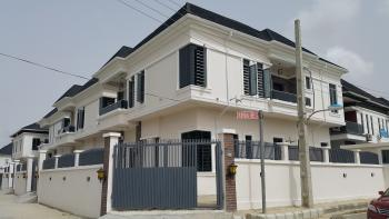 Brand New 4-bedroom Fully Detached House with Bq, Chevy View Estate, Lekki, Lagos, Detached Duplex for Sale