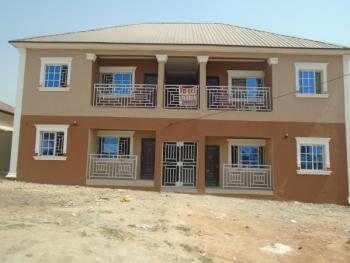 2 Bedroom Flat, Adjacent Nnpc, Chesbon Hotels, Kubwa, Abuja, Flat for Rent