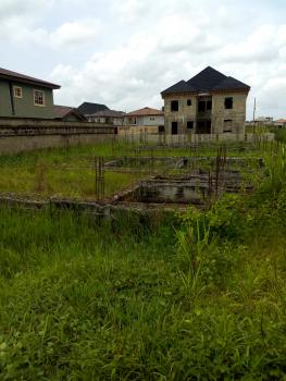Full Plot of Land with Raft Foundation on It, Block 6, Plot 4, Opic, Isheri North, Lagos, Residential Land for Sale