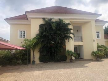 Decent 6 Bedroom Duplex, Asokoro District, Abuja, Detached Duplex for Rent