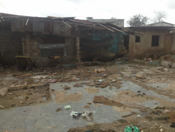 a Plot of Land, Martins Street Mushin, Mushin, Lagos, Mixed-use Land for Sale