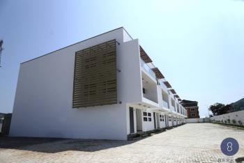 Luxury 5 Bedroom Terrace Plus 1 Room Bq, Femi Sule, Victoria Island Extension, Victoria Island (vi), Lagos, Terraced Duplex for Rent