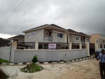 3 Bedroom Terrace Apartment with Bq, Cedar Street, Alalubosa Gra, Alalubosa, Ibadan, Oyo, Terraced Duplex for Rent