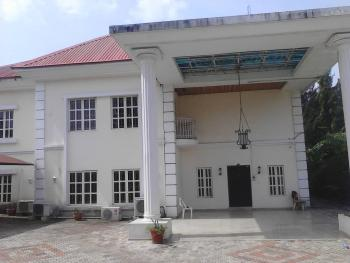 5 Bedroom Fully Detached House with Bq, Its a Storey Building with 2nos Mini Flat Guest Chalet, Swimming Pool Etc, Parkview, Ikoyi, Lagos, Detached Duplex for Sale