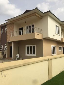 Top Notch 4 Bedroom Duplex with Bq, Apo, Abuja, Semi-detached Duplex for Sale