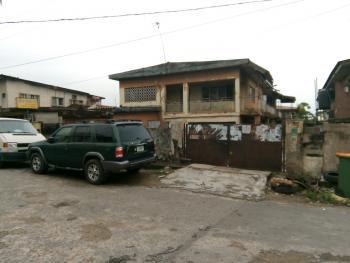 Dilapidated Storey Building, Buraimoh Street, Obanikoro Estate, Kosofe, Lagos, Detached Duplex for Sale