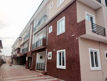 10 Units of Well Finished 3 Bedrooms  Flat with 1 Room Bq Each, Agungi, Lekki, Lagos, Flat for Rent