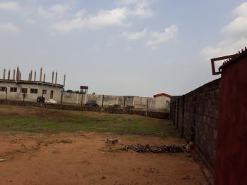 Strategic Fenced and Gated Plot Measuring 4400sqm(7 Plots) at Lagos Ibadan Expressway, By Rainbow 94.1fm/compass Newspaper, Lagos Ibadan Expressway, Berger, Arepo, Ogun, Mixed-use Land for Sale