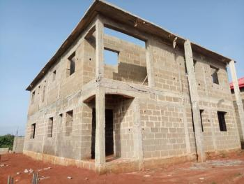 Uncompleted Fully Detached Spacious 5 Bedroom Duplex, Peace Estate, Baruwa, Ipaja, Lagos, Detached Duplex for Sale
