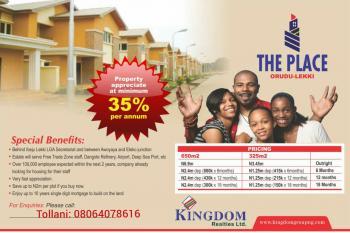 Residential Land, Awoyaya, Ibeju Lekki, Lagos, Residential Land for Sale