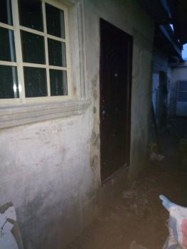 Newly Built Room Self Contained, Off Community Road, Oshifolarin Axis, Akoka, Yaba, Lagos, Self Contained (single Room) for Rent