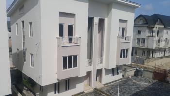 Brand New Semi-detached House with Bq, Osapa, Lekki, Lagos, Semi-detached Duplex for Sale