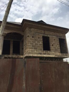 Uncompleted 4 Bedroom All En-suites Duplex, Association Close, Off Sadiku Ilo Street , Idimu-ikotun Road, Idimu, Lagos, Detached Duplex for Sale