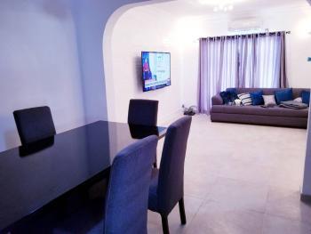 Spacious & Well Furnished 4 Bedroom Duplex, Lafiaji Road, Dolphin Estate, Ikoyi, Lagos, Semi-detached Duplex Short Let