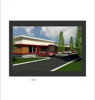 1 Bedroom Bungalow (off Plan) at Epe By St. Augustine University, Directly Opposite St. Augustine Catholic University, Epe, Lagos, Terraced Bungalow for Sale
