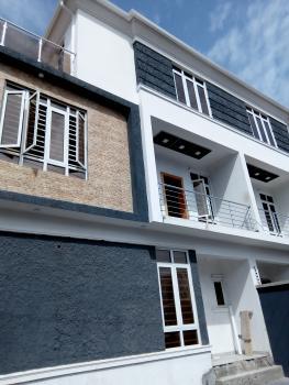Exotic and Newly Built 5 Bedroom Semi Duplex with Bq, Agungi, Lekki, Lagos, Semi-detached Duplex for Sale