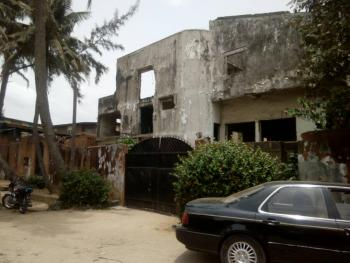 739 Sqm Land with a Dilapidated Structure, Off Osolo Way, Ajao Estate, Isolo, Lagos, Mixed-use Land for Sale