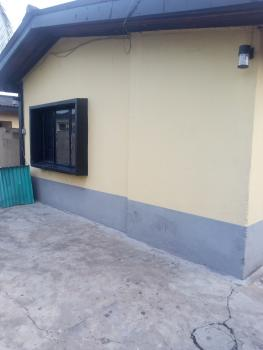 Clean Roomself with Carpark Off Adeniran Ogunsanya, Off Adeniran Ogunsanya Street, Adeniran Ogunsanya, Surulere, Lagos, Self Contained (single Room) for Rent
