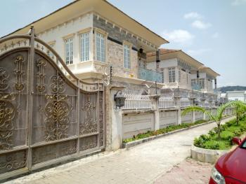6 Units of 4 Bedroom Terrace Duplexes with a Room Bq, Katampe Extension, Katampe, Abuja, Terraced Duplex for Sale