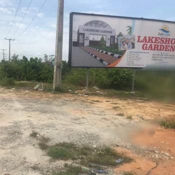 Plots of Land, Lakeshore, Opposite  Eleko Junction, Ibeju, Lagos, Mixed-use Land for Sale