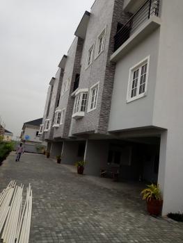 4 Bedroom Terrace Duplex (newly Built), Gbangbala Street, Ikate Elegushi, Lekki, Lagos, Terraced Duplex for Sale