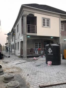 Fantastically Built and Spacious 4 Bedroom Semi Detached Duplex with a Staff Quarters, Ogunfayo Road 2, Eputu, Ibeju Lekki, Lagos, Semi-detached Duplex for Sale