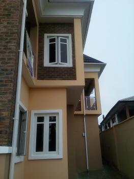 New 4 Bedroom Detached Duplex, Off Deji Bamidele Street, Gra, Magodo, Lagos, Detached Duplex for Sale