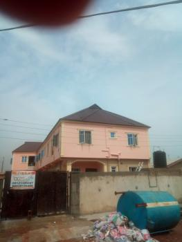 Nicely Finished Block of Two (2) Bedroom Flats, Opeifa Street, Off Abibatu Street By Dopemu Road, Dopemu, Agege, Lagos, Flat for Rent