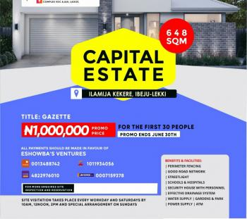 Best and Unique Land for Sale, Eleranigbe, Ibeju Lekki, Lagos, Mixed-use Land for Sale