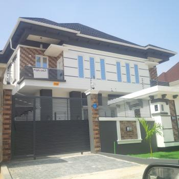 Newly Built and Exquisitely Finished Luxury 4bedroom Duplex, Chevy View Estate, Lekki, Lagos, Semi-detached Duplex for Sale