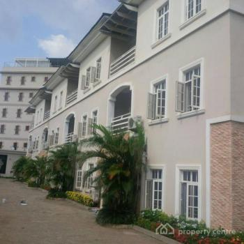 Brand New 4 Bedroom Town House with Bq,garden,pool, 24hrs Light/uniform Security Guards, Asokoro District, Abuja, House for Rent