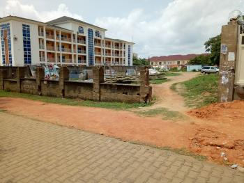 2900square Metres of Commercial Plot of Land, Before Scc Junction, Jabi, Abuja, Commercial Land for Sale
