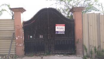 Fenced Plot of Land, Igidi Street, Mende, Maryland, Lagos, Residential Land for Sale