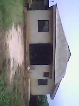 3 Bedrooms  Flat with 3 Toilets and Borehole on a Plot Plus of Land, Off Market Road, Ogijo, Ojigo, Ogun, Block of Flats for Sale