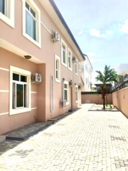 a Wing of 5 Bedroom Semi Detached House with 2 Rooms Bq, Banana Island, Ikoyi, Lagos, Semi-detached Duplex for Rent