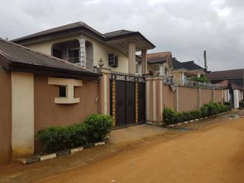5 Bedroom Duplex with C of O on 1 Plot of Land, Behind Adamac, Off East/west Road, Rumuodara, Port Harcourt, Rivers, Detached Duplex for Sale