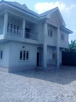 5 Bedroom Duplex on 1 Plot of Land, Power Encounter, Rumuodara, Port Harcourt, Rivers, Detached Duplex for Sale