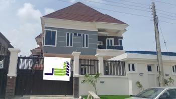 Brand New 5 Bedroom Fully Detached House with Bq, Off Chevron Drive, Chevy View Estate, Lekki, Lagos, Detached Duplex for Sale