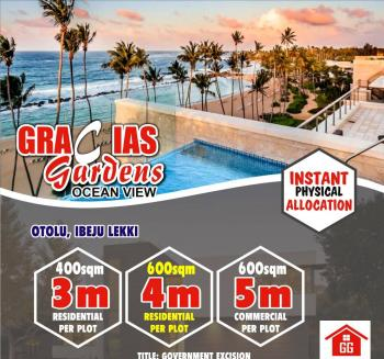 Mixed Use Land, Otolu,  Gracias Gardens Ocean View, Ibeju Lekki, Lagos, Mixed-use Land for Sale
